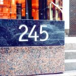 245 Park street number