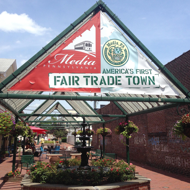 Media Fair Trade Banner