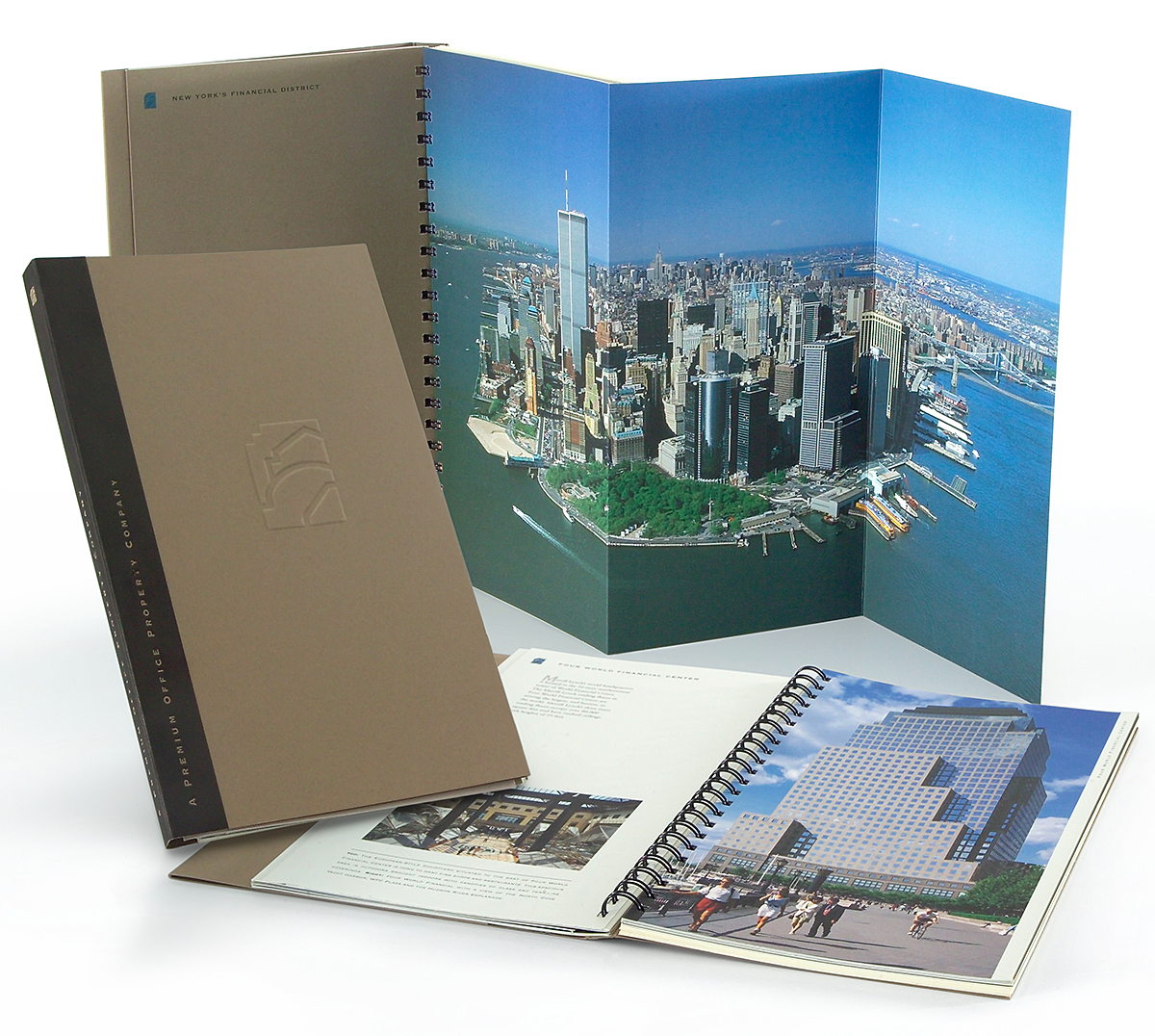World Financial Properties Portfolio Book