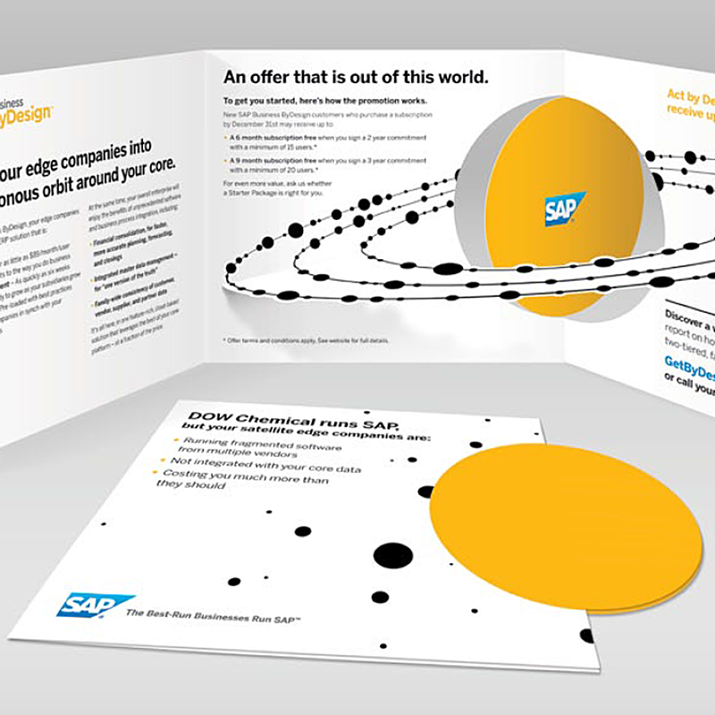 SAP Large Enterprise Brochure