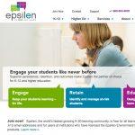 Epsilen Website