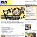 Media Arts Council Website