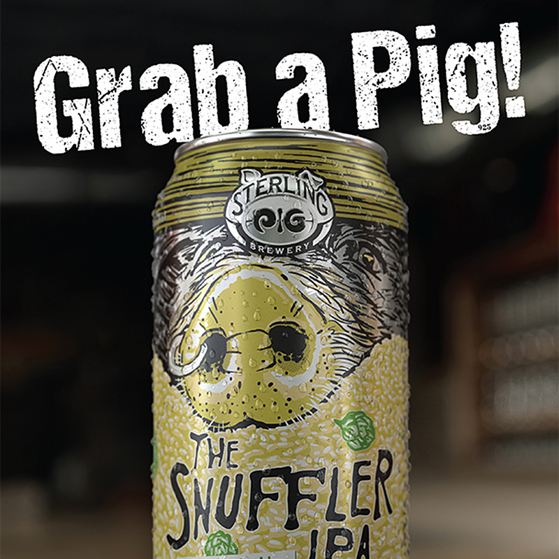 Snuffler Can Release