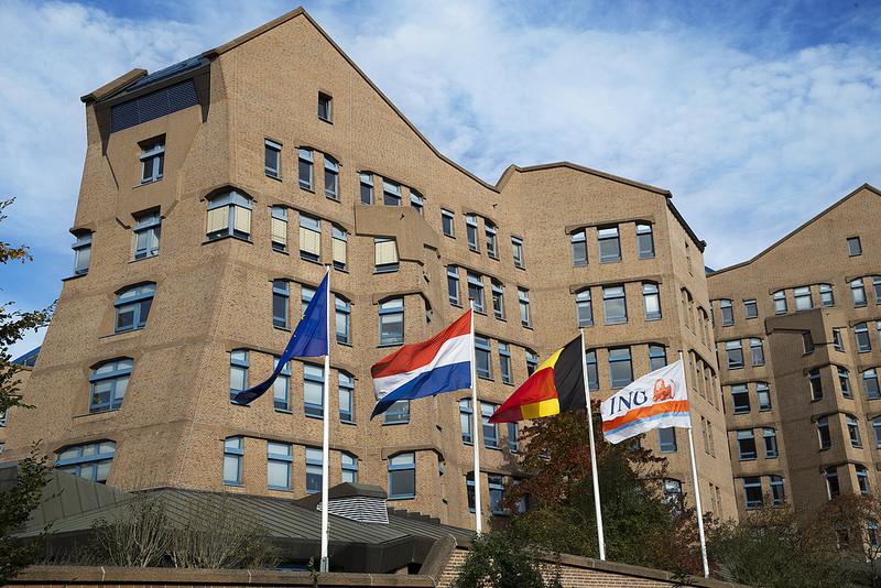 Amsterdamse Poort building