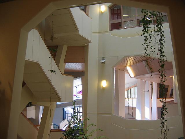 Amsterdamse Poort interior