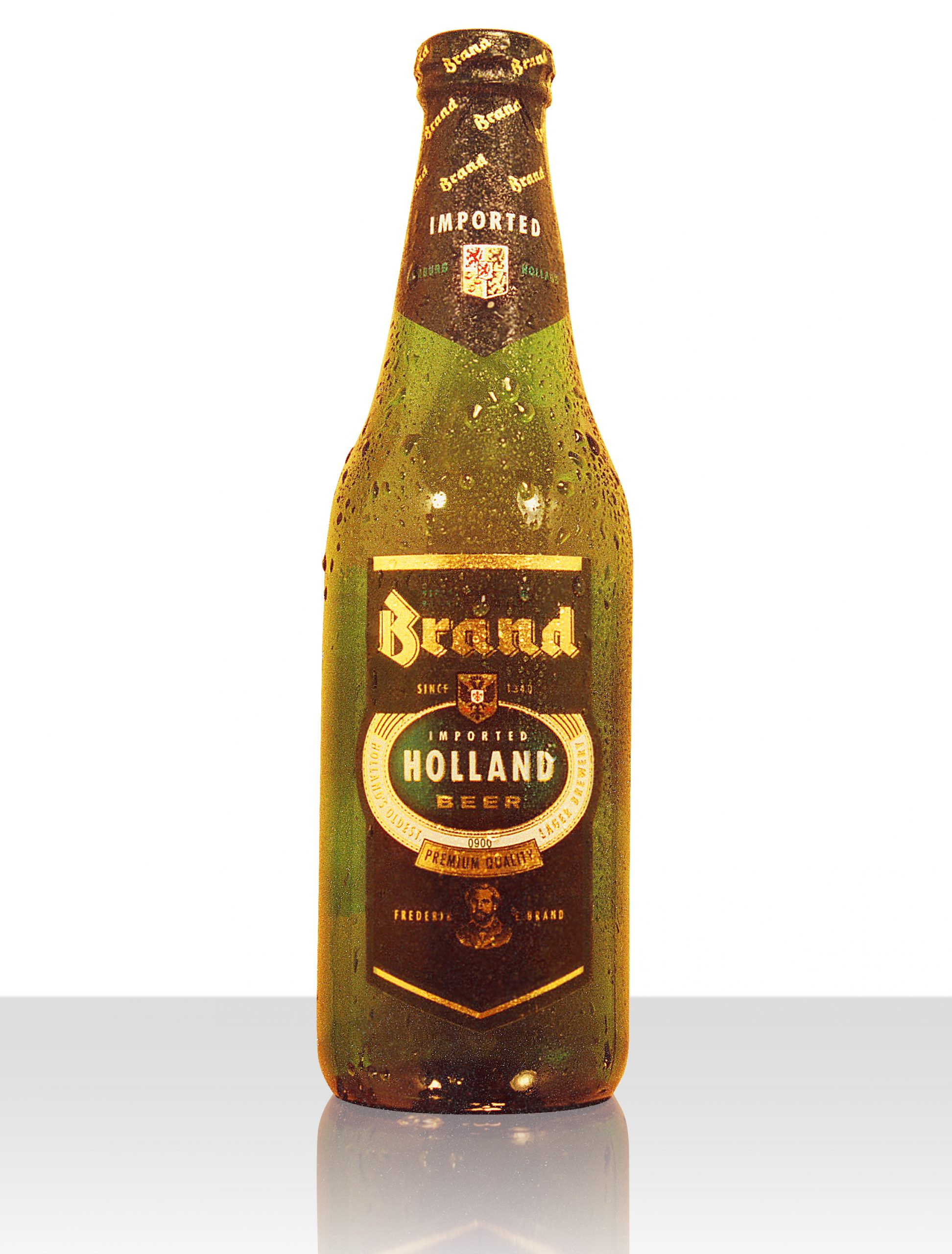 Brand Beer (Export Bottle)