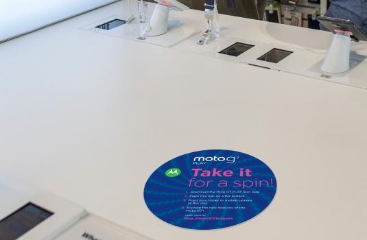 Motorola motoG7 Campaign